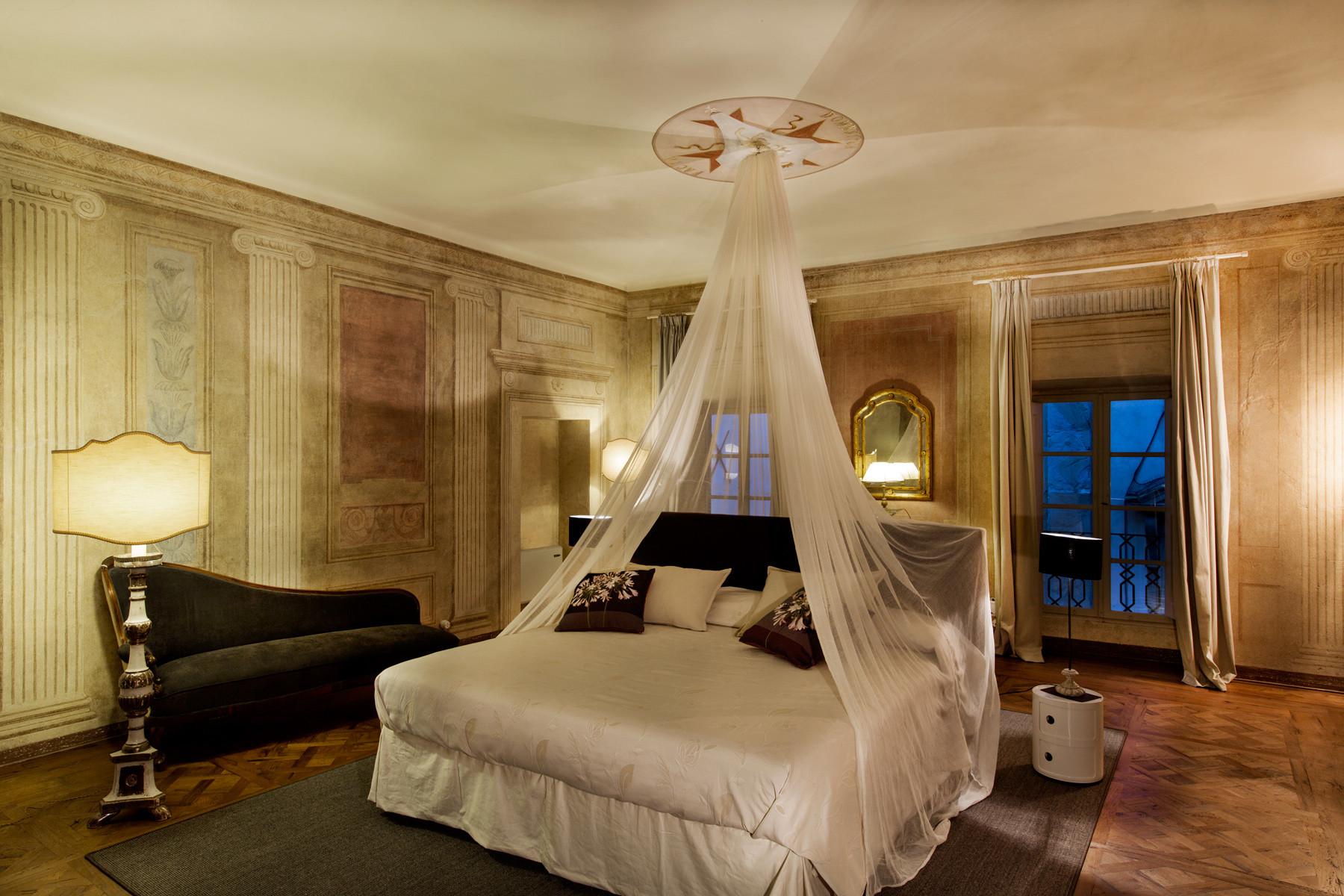 Suite di lusso in toscana cortona charme luxury apartments for Planimetrie della camera da letto della suite matrimoniale