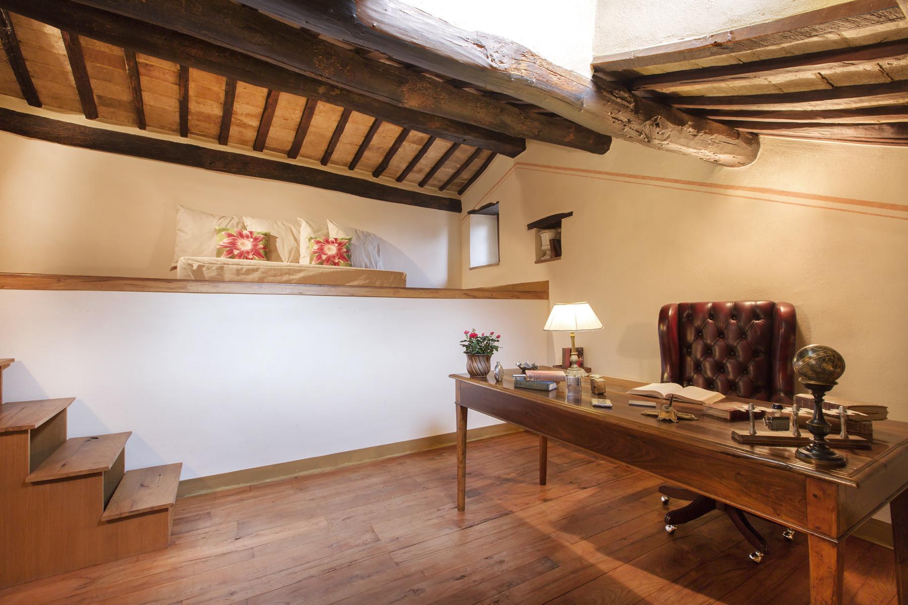 Appartamenti di lusso in toscana cortona charme for Appartamenti di lusso